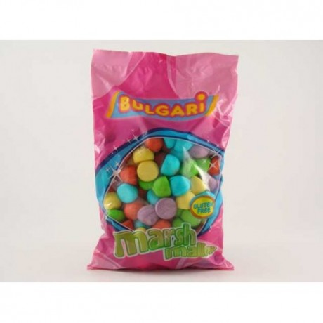 Marshmallow Multicolor Bulgari Formato Convenienza 900g