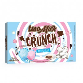two milk crunch zucchero filato 2019