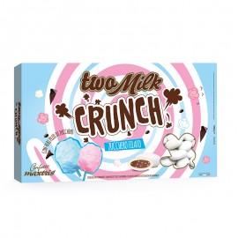 two milk crunch zucchero filato 2019