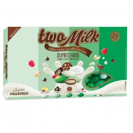 two milk sfumati verde