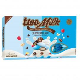 two milk sfumato azzurro