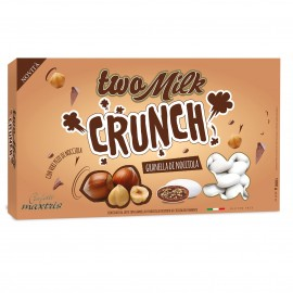 Two Milk Crunch Granella di Nocciola