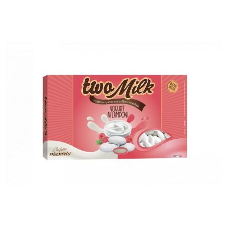 Two Milk Yogurt ai Lamponi